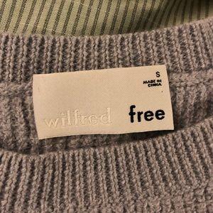 Wilfred Sweaters - Wilfred Free Isabelli 💯 Merino Wool Sweater
